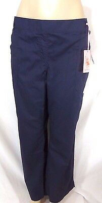 Koi by Kathy Peterson Karlie XL Women's Navy Blue Scrub Pants New with Tags