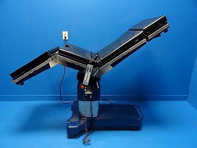 Maquet Alphastar 1132.01B3  Mobile Operating  Room (Or) Table W/ Pads ~13232