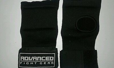Advanced fight gear speed wraps gloves mma boxing XL