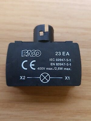 Baco 23Ea Lamp Holder Module