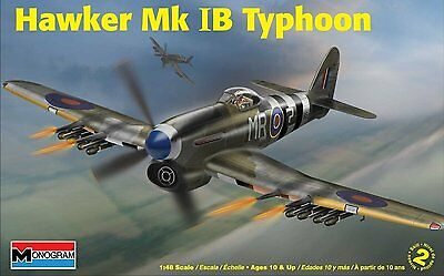 Revell: 1/48 Hawker Typhoon Mk. 1B - Model Kit