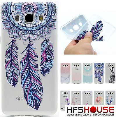 Para Samsung Galaxy S8 Funda Carcasa Gel Tpu Cover Case