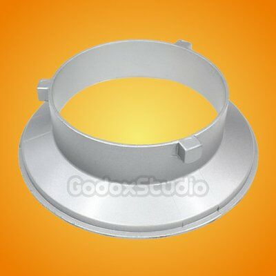 144mm Diameter Speedring Mounting Flange Ring Adapter Flash for Bowens[US]