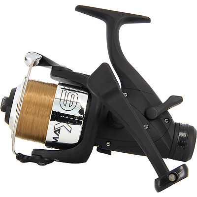 Carp Runner Fishing Reel With 10Lb Line Ngt Fishing Tackle