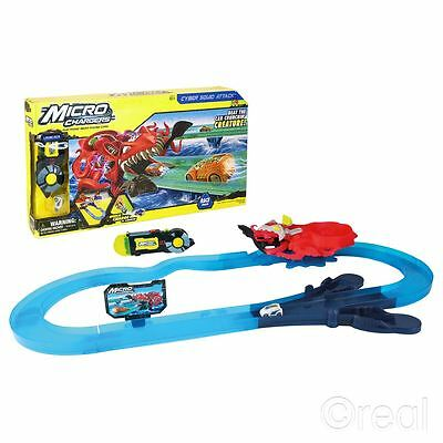 New Micro Chargers Cyber Squid Attack Electronic Micro Racing Cars Official