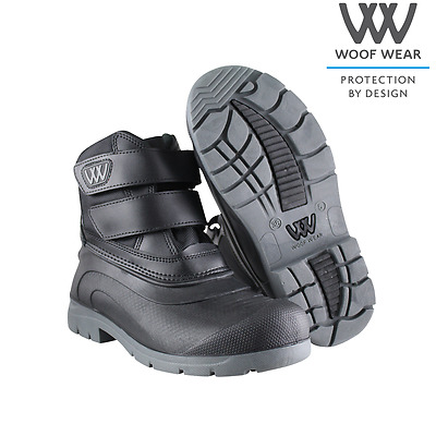 Woof Wear Short Yard Boot (Adult) - FREE UK DELIVERY