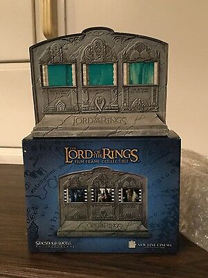 The Lord of the Rings Film Frame Collectible
