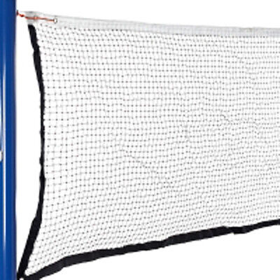 Outdoor Badminton Volleyball Sports Heavy Duty Mesh Pattern Foldable Net Only