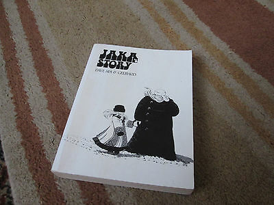Dave Sim CEREBUS Book 5 : JAKA'S STORY - Graphic Novel .. 486 pages