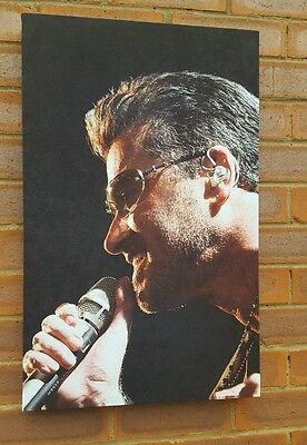 George Michael  - Wall Canvas