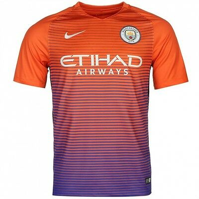 Manchester City Third Shirt 2016 2017