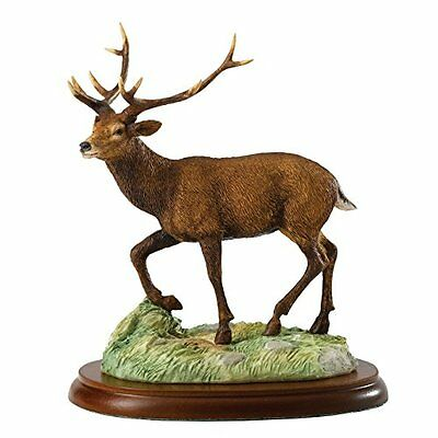 Border Fine Arts mammiferi Stag figurine, Small