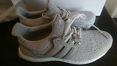 Adidas x Reigning Champ Ultra Boost 3.0 Grey Size 9.5 IN HAND