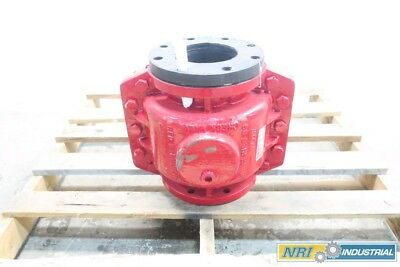 New Red Valve Series 39 Tideflex 6 In Iron Flanged Check Valve