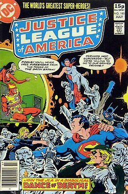 Justice League of America (Vol 1) # 180 Near Mint (NM) Price VARIANT BRNZ AGE