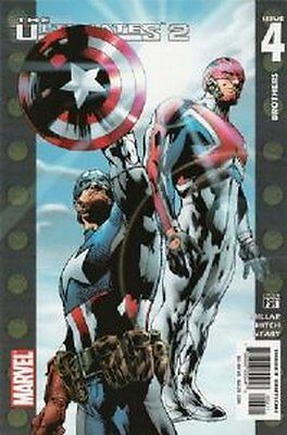 Ultimates (Vol 2) #   4 Near Mint (NM) Marvel Comics MODERN AGE