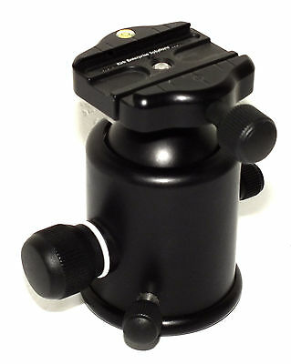 Kirk Enterprises BH-1 Ball Head with Arca-Swiss Compatible Clamp - GREAT SHAPE !
