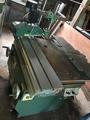 FELDER (BF 6-31) JOINTER PLANER WOODWORKING MACHINE & Grizzly Dust Collector