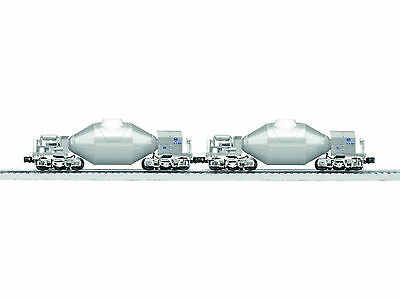 Lionel O Gauge # 6-83481 U.s. Steel Hot Metal Car 2 Pack