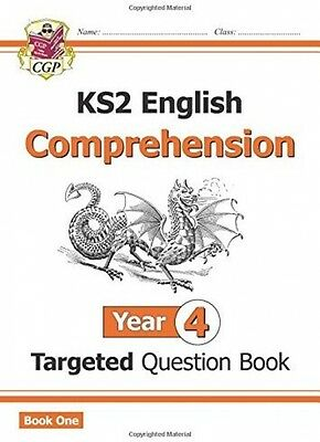 New KS2 English Targeted Question Book: Year 4 Comprehension - Book 1