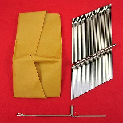 NEW 100 Needles for Brother Knitting machines KH552-800 Knitting Machine Needles