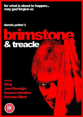Brimstone and Treacle DVD (2009) Sting, Loncraine (DIR) cert 18 ***NEW***