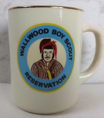 BSA Wallwood Boy Scout Reservation Florida Boyscouts Coffee Cup 1