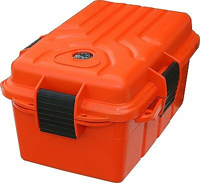 MTM Survivor DRY BOX - O Ring Seal - Built in Compass - Lockable - MADE in USA!