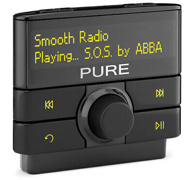 digital radio dab aux usb vanpunkt site radio. Black Bedroom Furniture Sets. Home Design Ideas