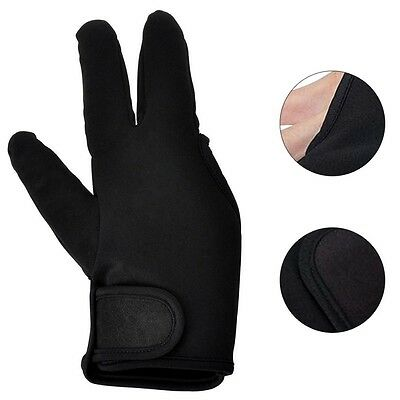 Hair Styling Tools Heat Resistant Glove For Curling & Flat Iron 3 Finger Gloves
