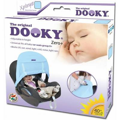 Dooky Shade Baby Pushchair & Car Seat infant Sun,Wind & Rain Protection Cover