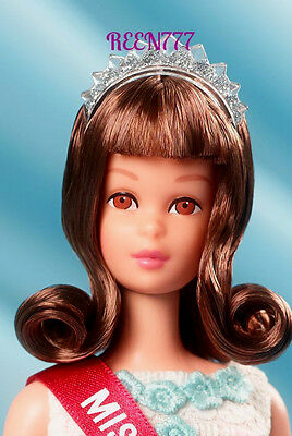 FRANCIE 50th Anniversary Repro 1966 Barbie in Miss Teenage Beauty Fashion 2016