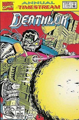 Deathlok Annual #   1 Near Mint (NM) Marvel Comics MODERN AGE