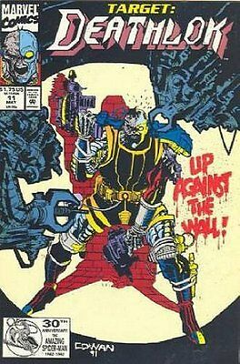 Deathlok (Vol 1) #  11 Near Mint (NM) Marvel Comics MODERN AGE