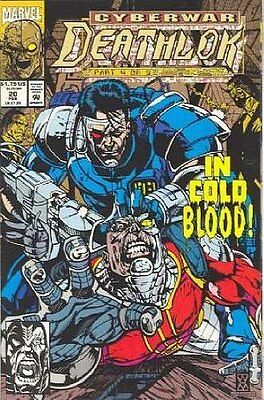 Deathlok (Vol 1) #  20 Near Mint (NM) Marvel Comics MODERN AGE