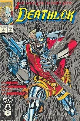 Deathlok (Vol 1) #   1 Near Mint (NM) Marvel Comics MODERN AGE
