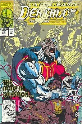 Deathlok (Vol 1) #  21 Near Mint (NM) Marvel Comics MODERN AGE