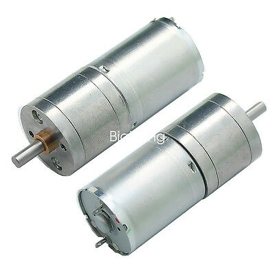 12v dc 60rpm powerful high torque gear box motor cad 6 for Electric motor with gear reduction