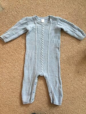 Boys 6-9 Months all In One Suit