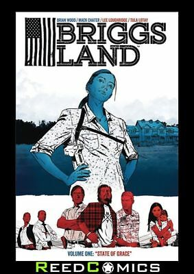 BRIGGS LAND VOLUME 1 STATE OF GRACE GRAPHIC NOVEL New Paperback Collects #1-6