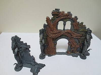 Warhammer Age of Sigmar Terrain Senery Ophidian Archway Made G120