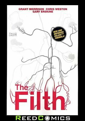 FILTH GRAPHIC NOVEL New Paperback Collects Issues #1-13 by Grant Morrison
