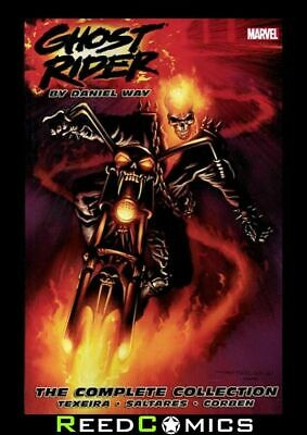 GHOST RIDER BY DANIEL WAY COMPLETE COLLECTION GRAPHIC NOVEL New Paperback