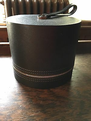 Vintage Sealatron Hat Wig Box Case Storage Mod