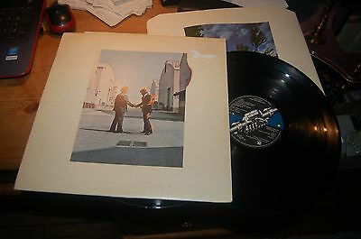 11651 Pink Floyd Wish You Were Here Buy 5 LP's For £6 Postage