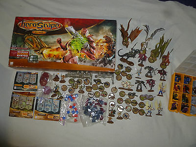 Large Heroscape Game Lot Master Set Rise Of The Valkyrie Dragons Jandars Oath Mb
