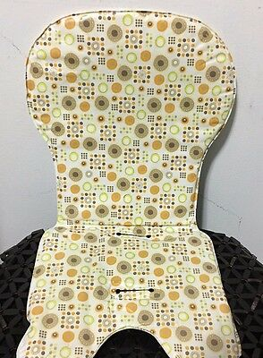 Highchair Replacement Seat Cover Pad Cushion Part High Chair