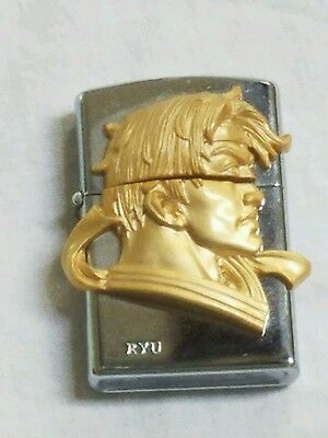 Rare RUY NEW 2000 CAPCOM VS SNK Lighter  TYPE LIGHTER