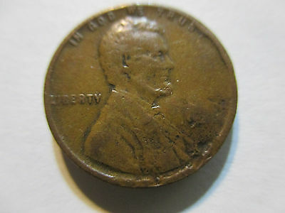 Vintage 1926 Wheat Penny Error Coin
