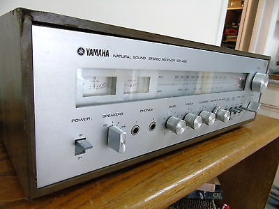 Yamaha Cr-450 Stereo Receiver -- Serviced --